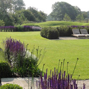 Caroline Benedict Smith Garden Design Cheshire - Testimonials - Yorkshire countryside Garden