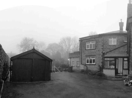 Ilkley Moor garden- before 4 - Caroline Benedict Smith