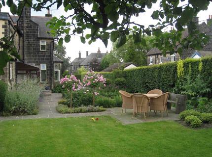 Ilkley Moor garden- after 3 - Caroline Benedict Smith