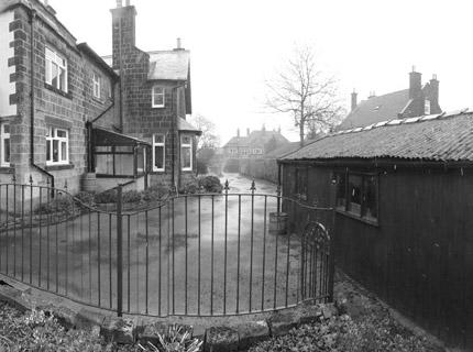 Ilkley Moor garden- before 3 - Caroline Benedict Smith Garden Design Cheshire