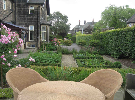 Ilkley Moor garden- after 2 - Caroline Benedict Smith