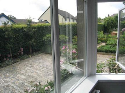 Ilkley Moor garden- after 1 - Caroline Benedict Smith