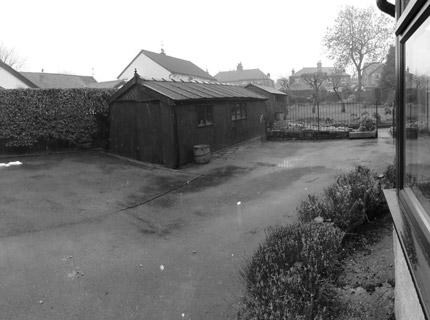 Ilkley Moor garden- before 1 - Caroline Benedict Smith